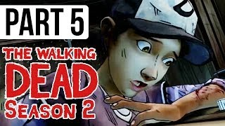 The Walking Dead Season 2 - Episode 1 - Gameplay Walkthrough Part 5 - ALL THAT REMAINS