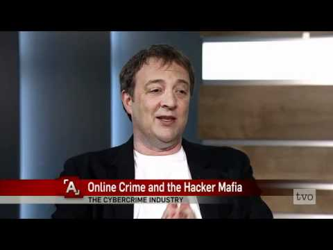 Misha Glenny: Online Crime and the Hacker Mafia