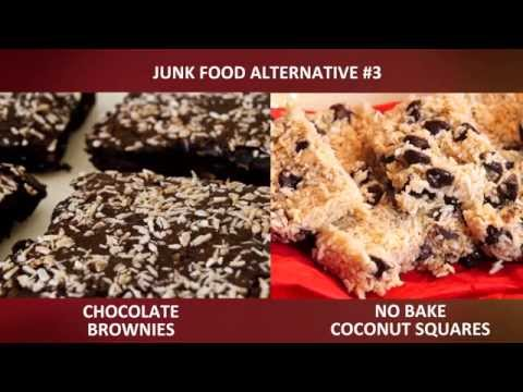 ADS TV: HEALTH & WELLNESS: EP 43: Healthy Junk Food Alternatives