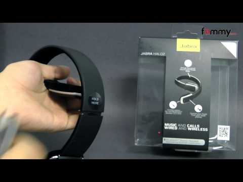 Jabra� HALO2 Bluetooth Stereo Headset