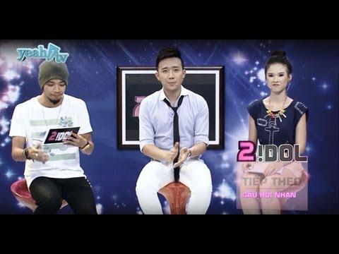 2! Idol Trấn Thành 2013 (Phần 2) - Câu hỏi nhanh