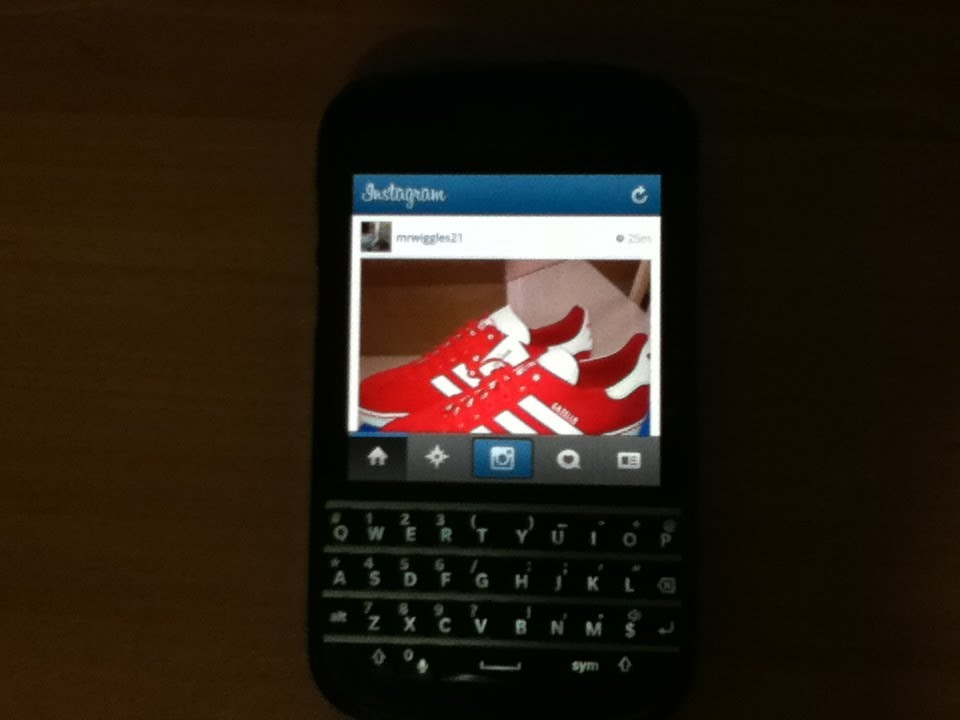 2014 Instagram Blackberry Q10 Z10 Z30 How to Install / Sideload