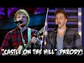 Ed Sheeran  Castle On The Hill  PARODY! The Key of Awesome UNPLUGGED