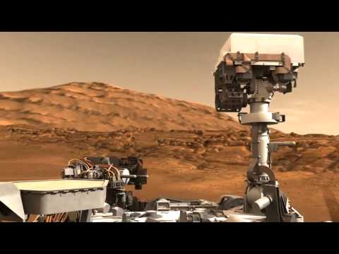 NASA Mars Curiosity Rover Report (Aug.10, 2012) video