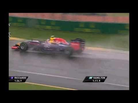 F1 HD GP Australia 2014 Final de la Q3 más emocionante en mucho tiempo A3