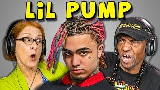 ELDERS REACT TO LIL PUMP