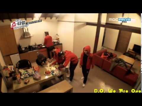 140102 EXO's Showtime ep 6 D O 디오 Cut   YouTube