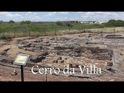 ALGARVE: Roman ruins of Cerro da Vila, Vilamoura (Portugal) HD