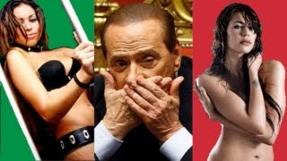 [Silvio Berlusconi's bunga bunga parties, women end up in jai...]