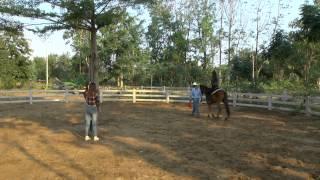 มาดูสาวๆ Xtreme Girls ในภารกิจฝึกขี่ม้ากันเถอะ  Ep.4-2