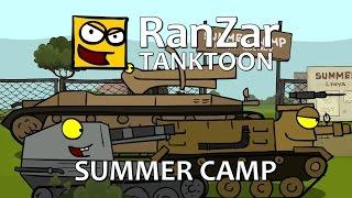 Tanktoon #73 - Letný tábor