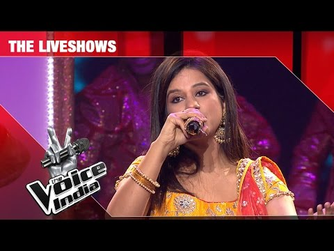 Neha Khankriyal - Performance - The Liveshows Episode 26 - March 05, 2017 - The Voice India Season2