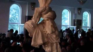 The Virgin Mary Appears In Tensta, Sweden! / Jungfru Maria