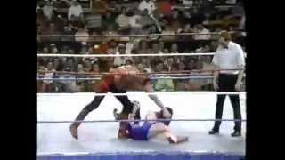 WWF Wrestling Challenge 5/3/92 1/4
