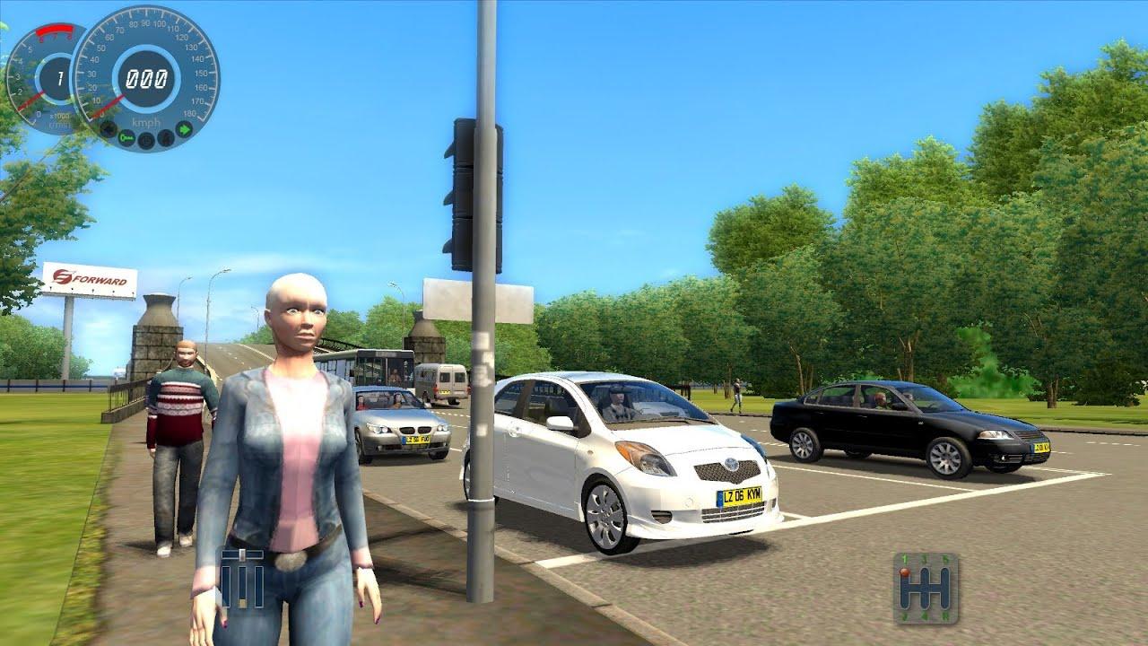 city car driving toyota yaris hd youtube manual transmission driving simulator game Manual Driving Simulator Xbox 1