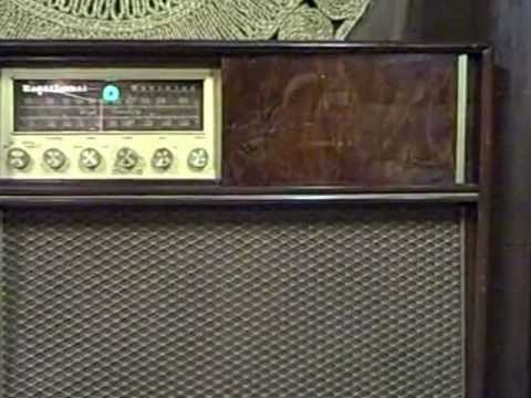 My 1957 Magnavox Console Stereo
