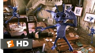 Harry Potter And The Chamber Of Secrets (3/5) Movie CLIP