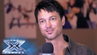 The Exit Interview: Jeff Gutt THE X FACTOR USA 2013