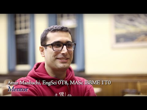 U of T Engineering Alumni Mentorship Program