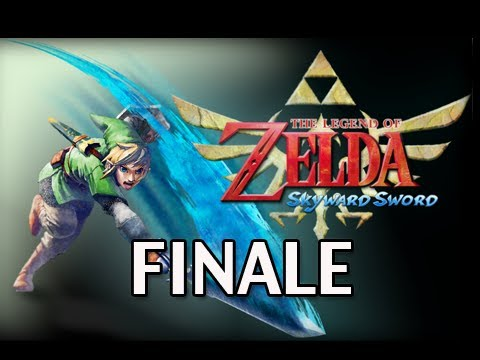 Legend of Zelda Skyward Sword - Walkthrough ENDING BOSS Demise + Credits