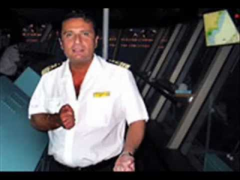La telefonata tra il comandante Schettino della Costa Concordia e la Capitaneria di Porto