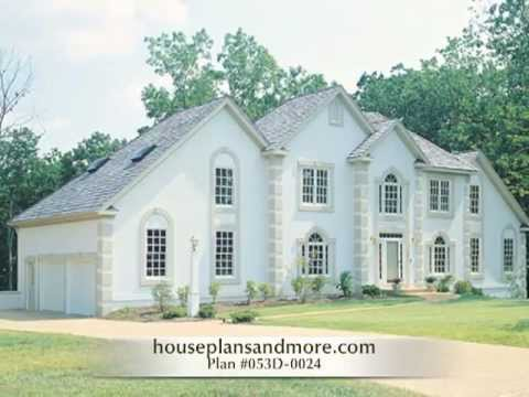 Side Entry Garages Video House Plans And More Youtube