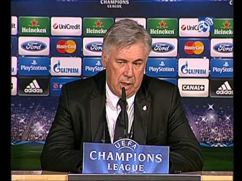 Real Madrid 1-0 Bayern Munich: Carlo Ancelotti's post-match presser