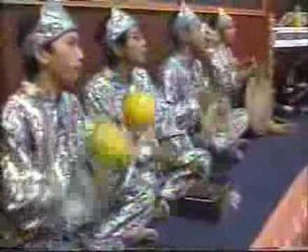 Pertandingan Dikir  Anti Dadah 2003- Negeri Kelantan Part 2