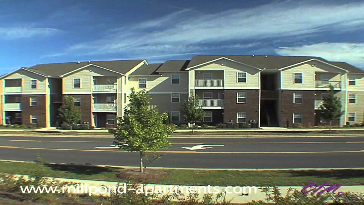 Mill Pond Charlotte NC Apartments