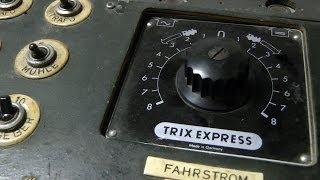 Modelleisenbahn TRIX Express für Sammler und Liebhaber