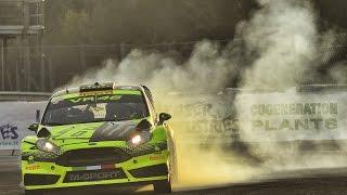 Monza Rally Show 2015, Şampiyon Valentino Rossi!