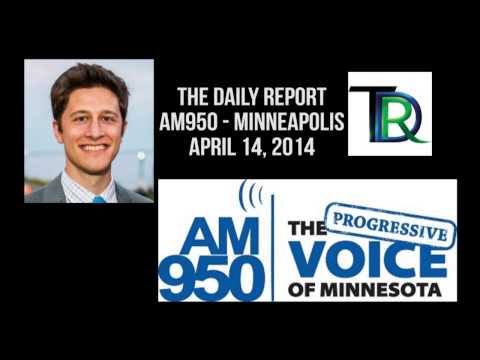 David Pakman on The Daily Report AM 950: KS Shooting Suspect Glenn Miller