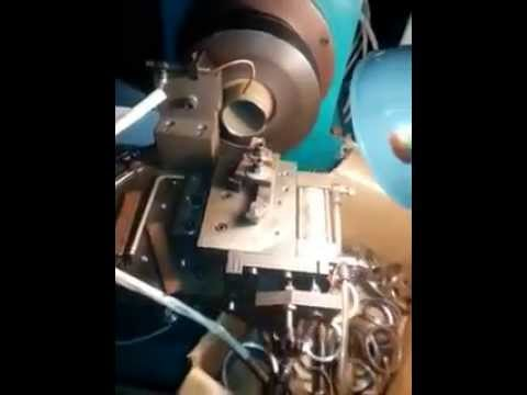 JET Machine's Servo Pipe Cutting + Chamfering Lathe