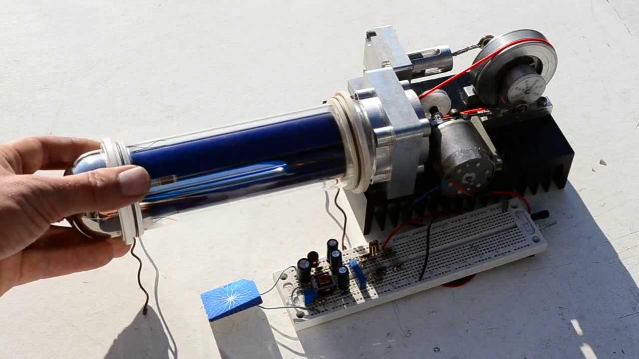 Solar Chrome - Circuit Breaker - Textures Of Technology