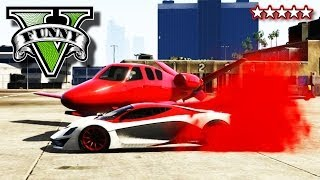 GTA RACING ALL DAY!!! GTA 5 Hanging With The Crew