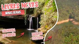 Lavras Novas - Ouro Preto/MG