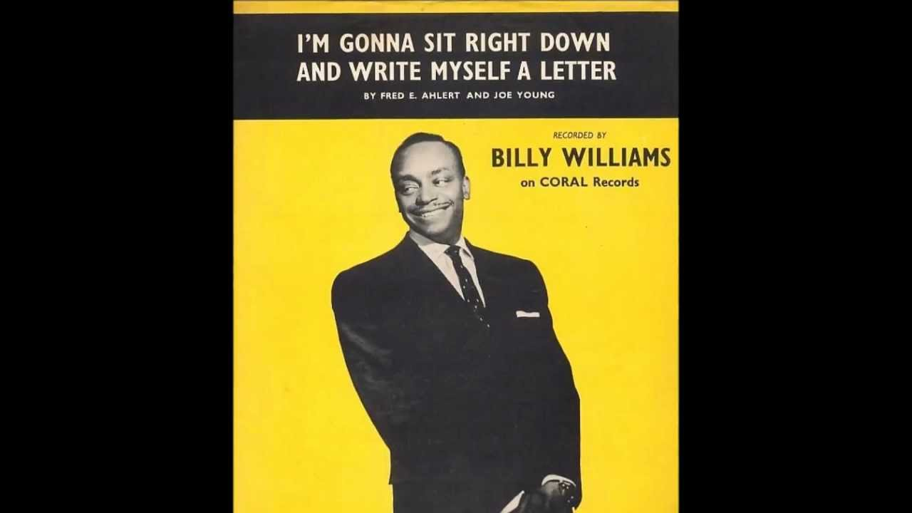 Billy Williams Quartet - I Don't Know Why
