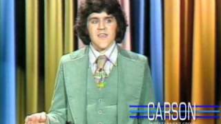 Johnny Carson: Jay Leno's First Stand-Up Appearance on The Tonight Show, 1977