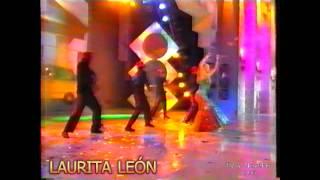 """Laura León """"El Premio Mayor"""" TV Y Novelas 1996"""