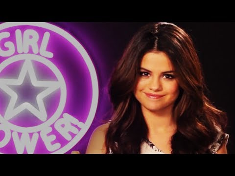 Selena Gomez - Girl Power TAG!