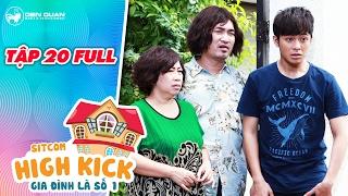 Gia đình là số 1 sitcom   tập 20 full: Tiến Luật, Gin Tuấn Kiệt đột nhập nhà Yumi để tìm xác chết