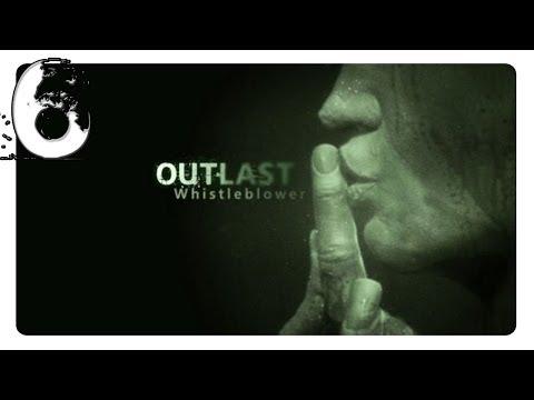 Outlast: Whistleblower DLC Walkthrough - Part 6 GLUSKIN THE GROOM (Gameplay / Commentary)