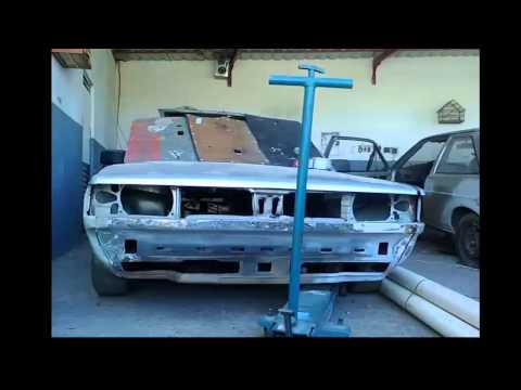 Parati turbo- restauração