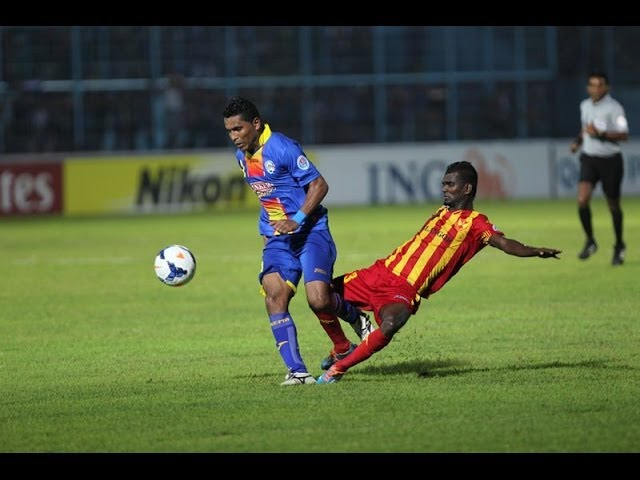 Arema Indonesia vs Selangor: AFC Cup 2014 (MD5)