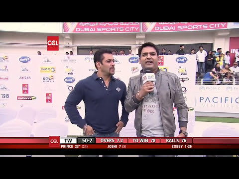 Salman Khan Interview with Kapil Sharma - CCL4