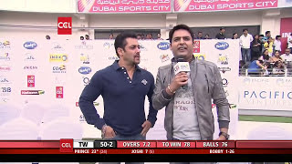 Salman Khan Interview With Kapil Sharma CCL4