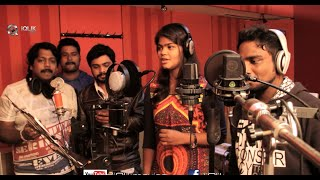 Pesarattu-Movie---Hitu-Pesarattu-Song-Making---Nandu--Nikitha-Narayan