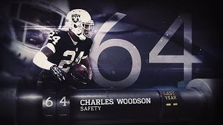 #64 Charles Woodson (CB, Raiders)   Top 100 Players of 2015