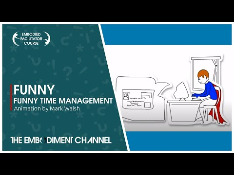 Funny Time Management - Animation