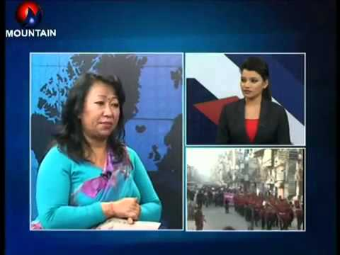 104th IWD and interview of UN Women Nepal
